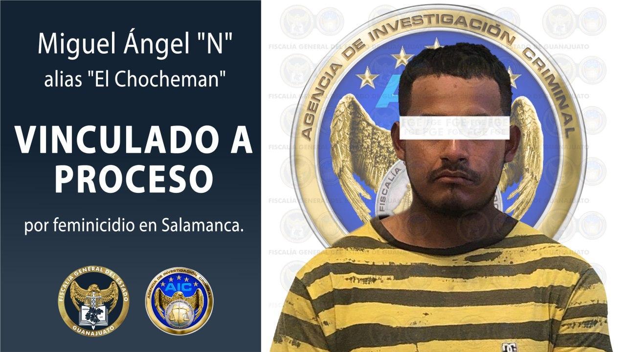 """""""El Chocheman"""", un joven de 20 años es vinculado a proceso por el delito de feminicidio. 4"""