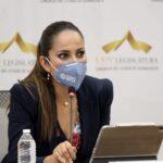 Aprobar una Ley que sea eficaz para las personas desaparecidas y sus familiares, compromiso del Congreso del Estado: diputada Libia García