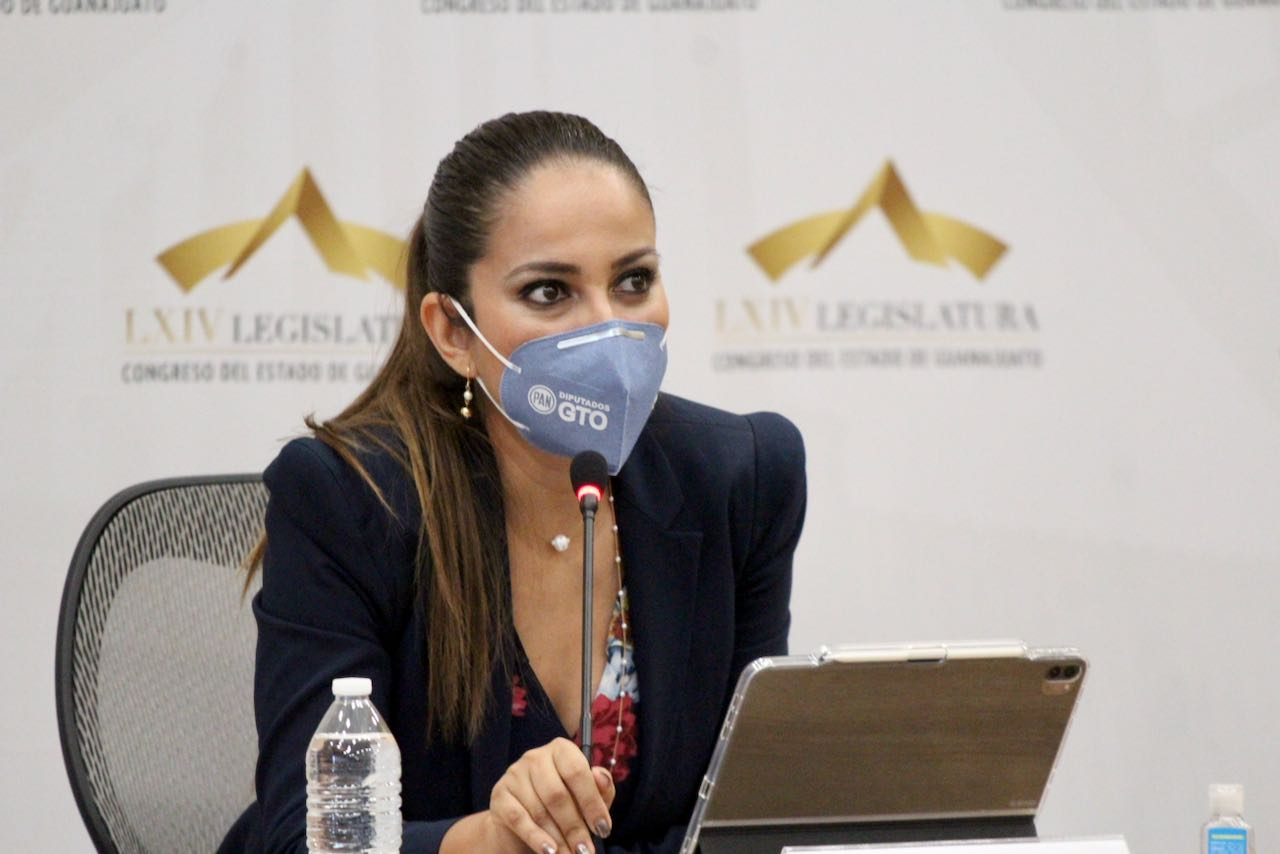 Aprobar una Ley que sea eficaz para las personas desaparecidas y sus familiares, compromiso del Congreso del Estado: diputada Libia García 2