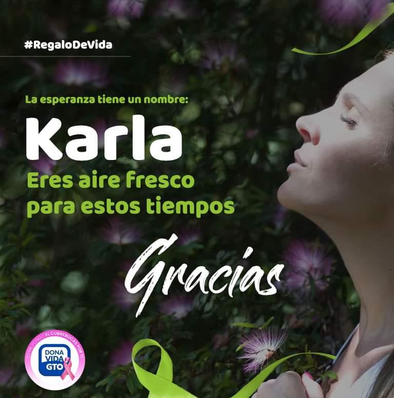 Karla, irapuatense de 20 años dona sus órganos y da vida a 5 mexicanos de diferentes partes del país. 2
