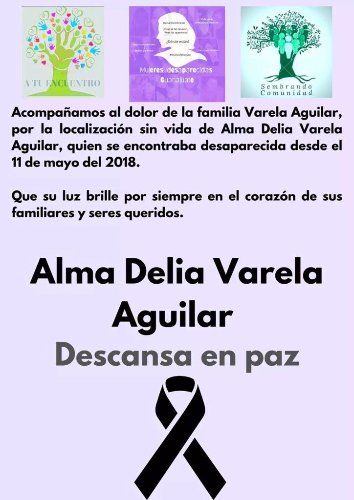 Localizan sin vida a jovencita Penjamense, tenía 2 años y 5 meses desaparecida. 2