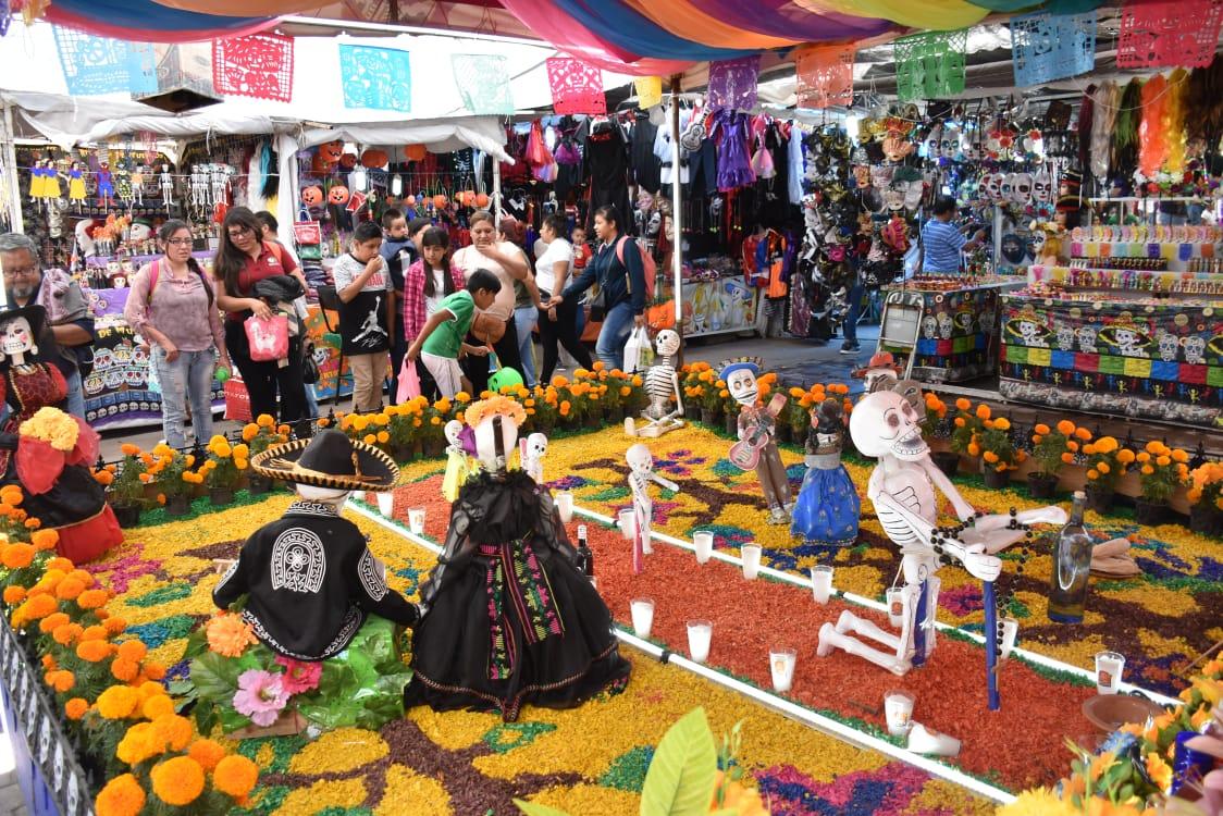 Se realizará Feria del Alfeñique en Plaza del Comercio en Irapuato 4
