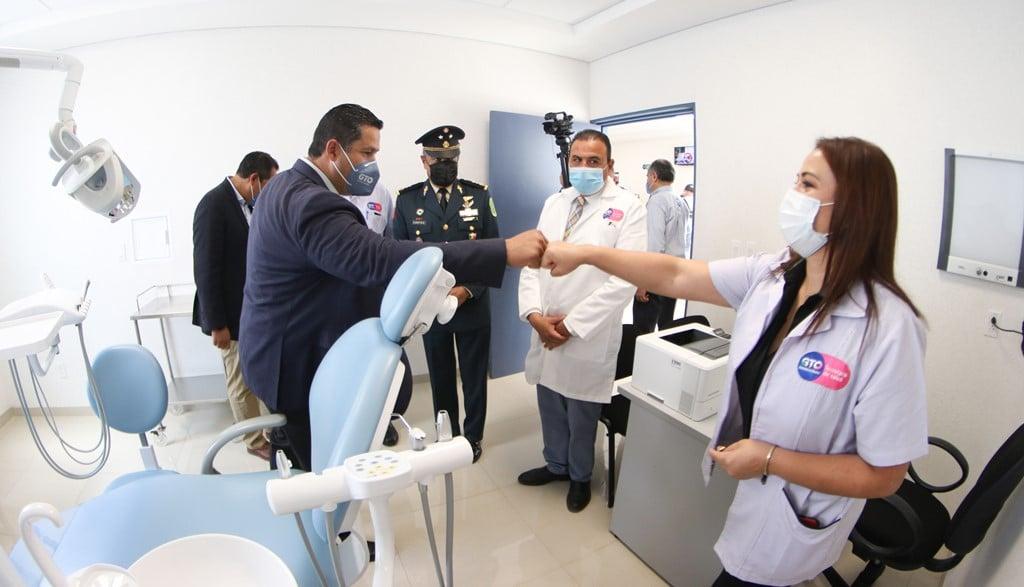 Crece infraestructura de salud en Irapuato 1