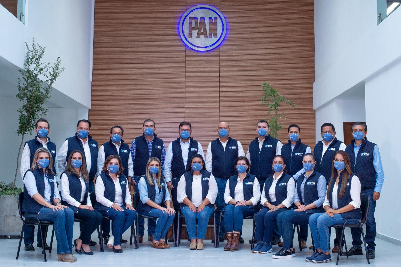 Condenan diputados locales del PAN la extinción de 109 fideicomisos aprobado por diputados y senadores de Morena 1