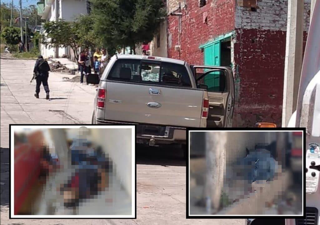 Ataque armado en velorio en Jaral, deja 5 muertos y 4 heridos 7