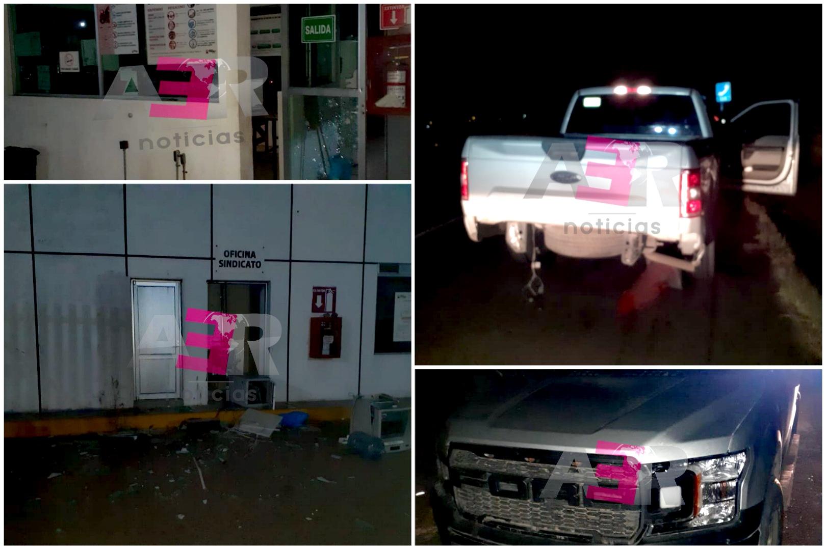Intentan robar cajero automático y matan a vigilante. 1