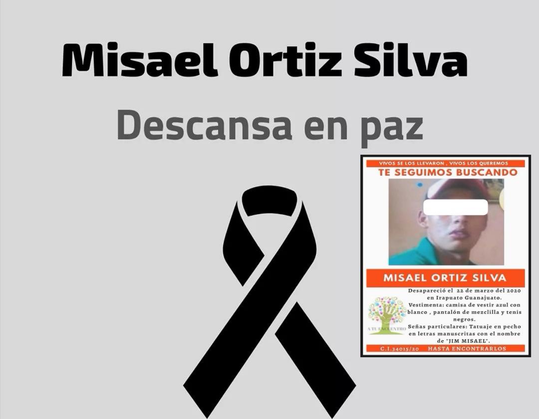 Localizan sin vida a joven irapuatense desaparecido desde hace siete meses. 4