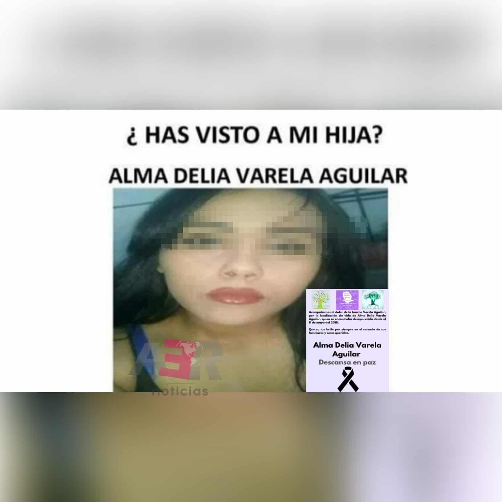 Localizan sin vida a jovencita Penjamense, tenía 2 años y 5 meses desaparecida. 4