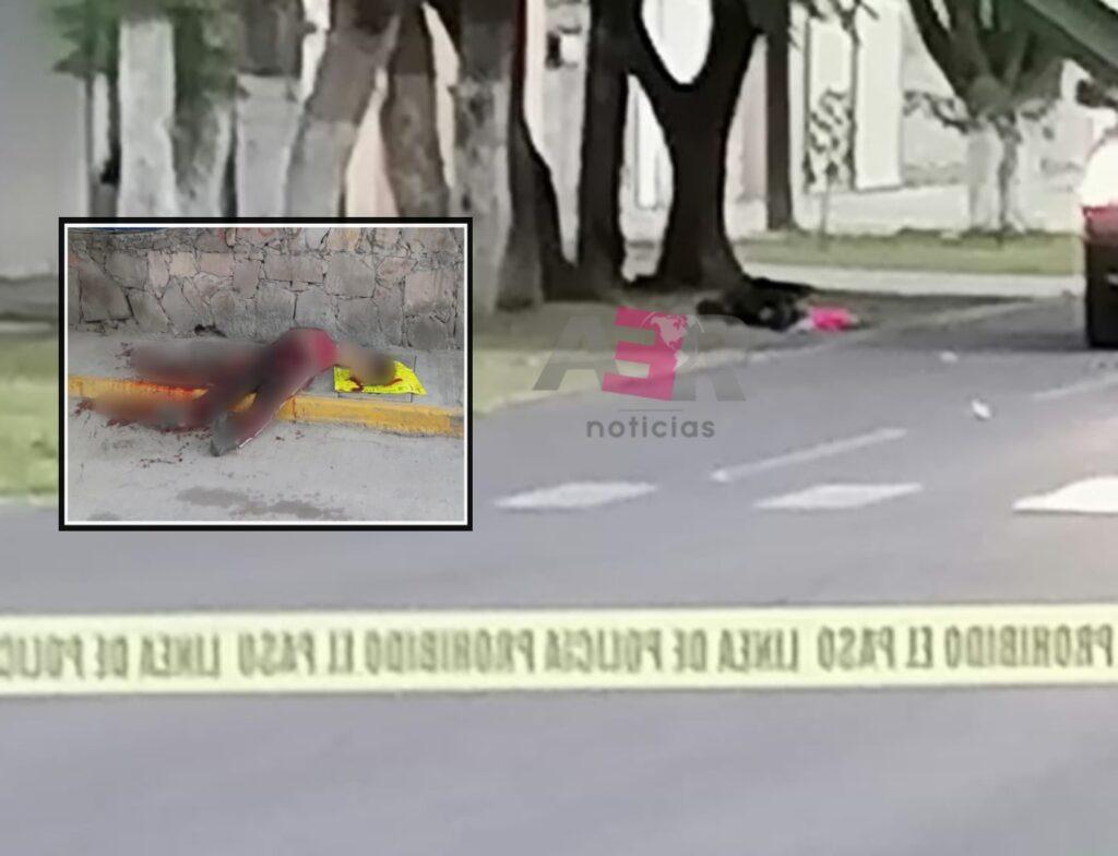 Decapitan a mujer en comunidad Juan Martín en Celaya 7