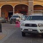 Confirma la FGE tres muertos en paletería en Cortazar