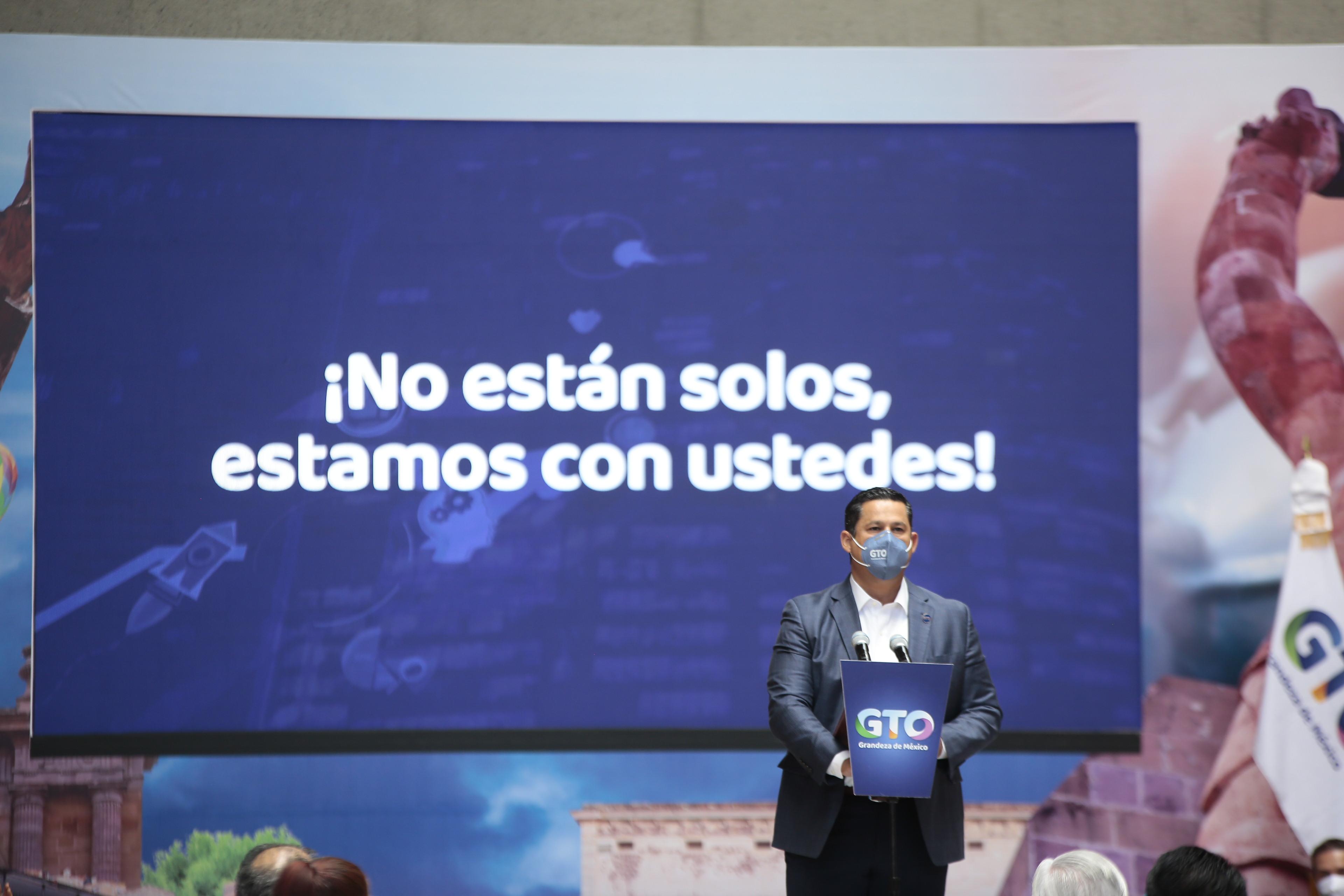 Vamos a defender el federalismo y la democracia de México: Diego Sinhue. 3