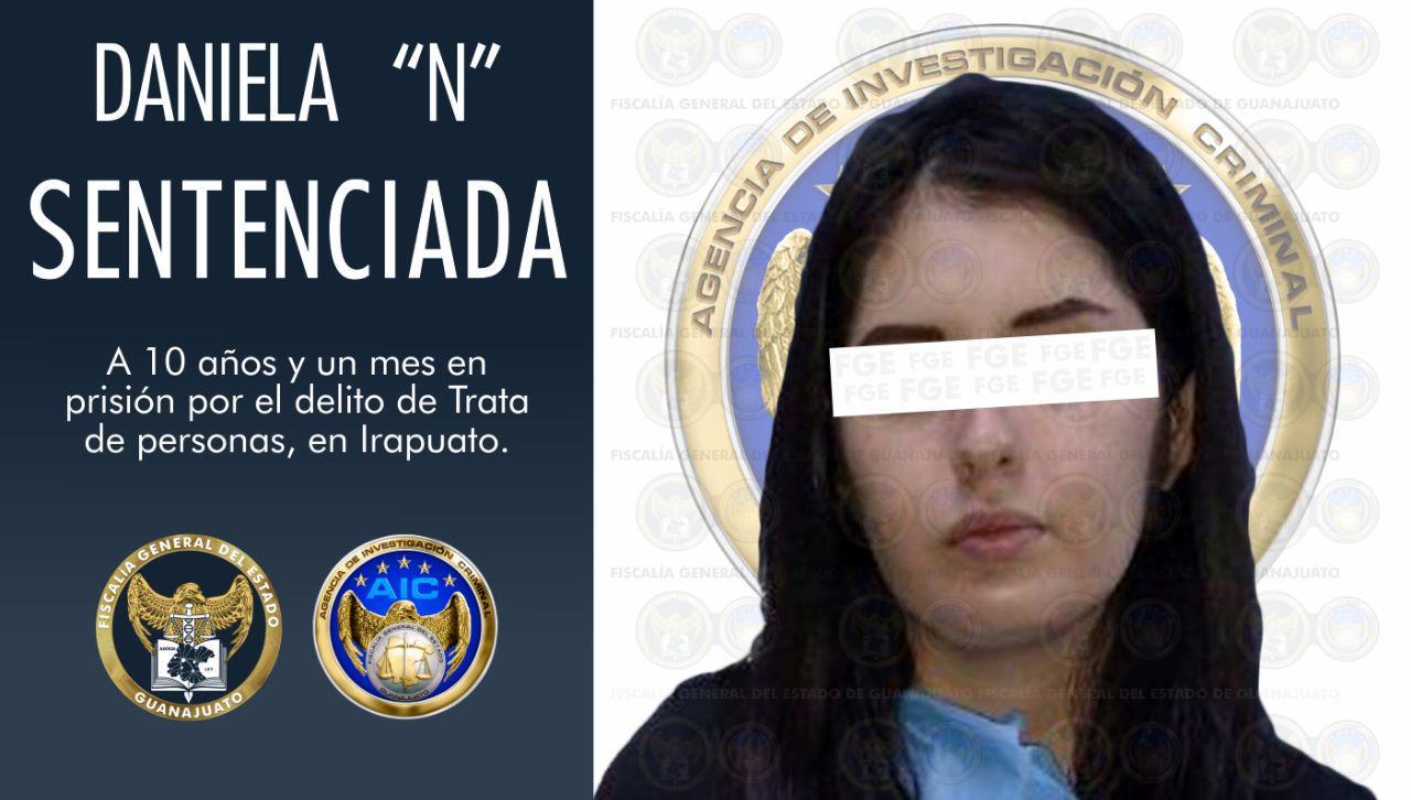 Sentencian a 10 años de prisión a mujer por el delito de explotación sexual en agravio de dos menores. 3