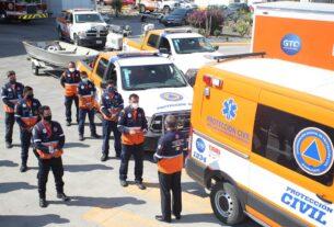 Envía Guanajuato brigada de rescate a Tabasco 4