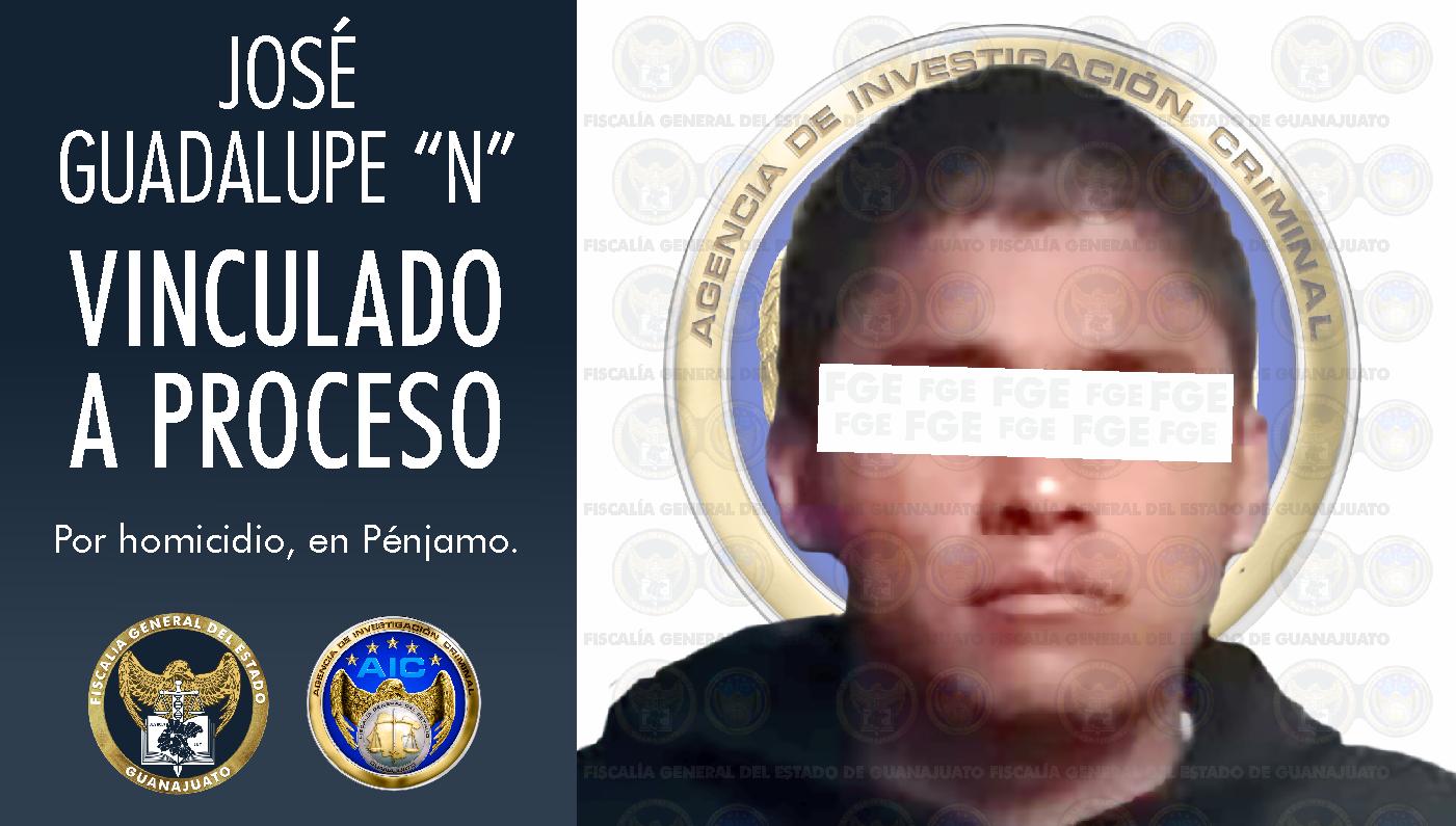 Vinculan a proceso a presunto homicida del director de Tránsito de Pénjamo 4