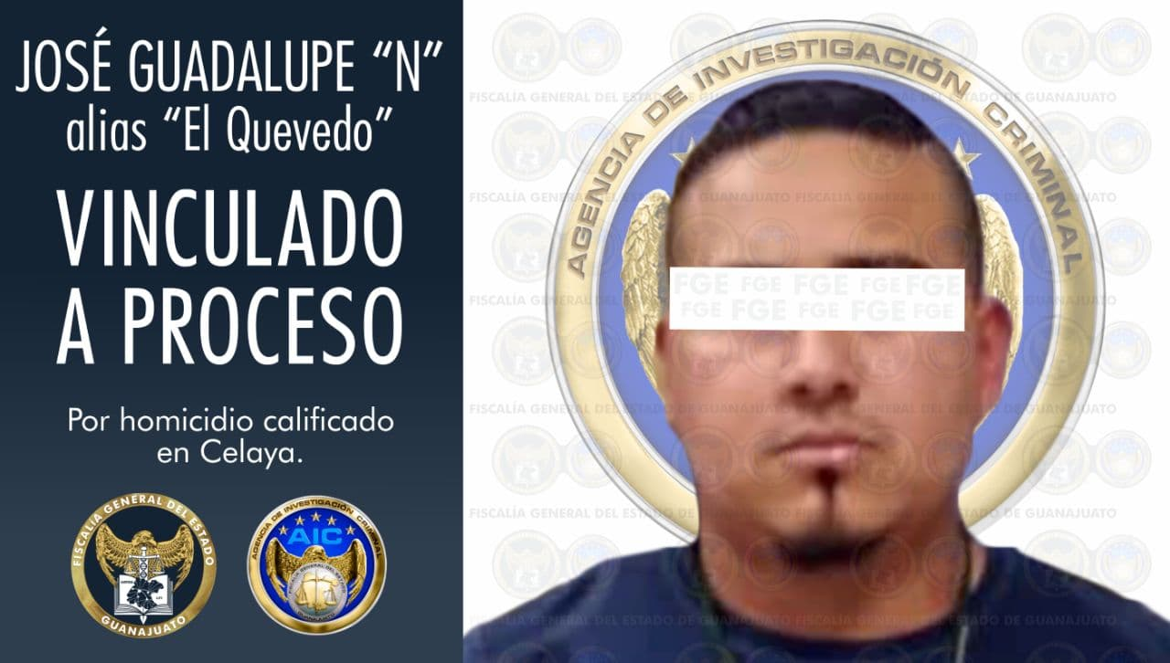 """Apreheden a """"El Quevedo"""", por el delito de homicidio en agravio de Brenda """"N"""", policía activo de Celaya. 1"""