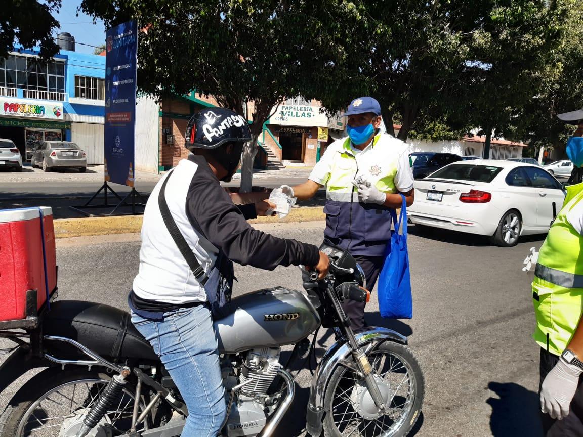 INSTALAN FILTROS SANITARIOS EN COLONIAS DE IRAPUATO 1