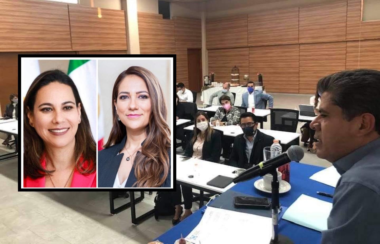 Para mujeres candidaturas del PAN a las alcaldías de Irapuato y León. 4