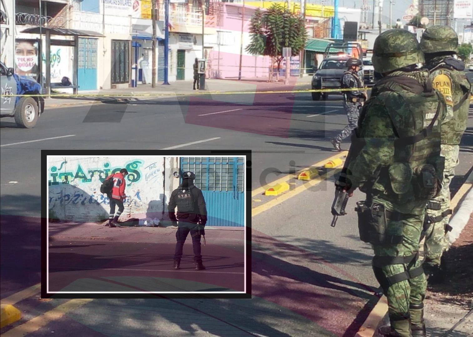 Ejecutan a mujer policía en Celaya 4