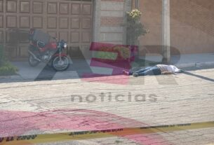 Muere repartidor de carne tras derrapar en su motocicleta 4