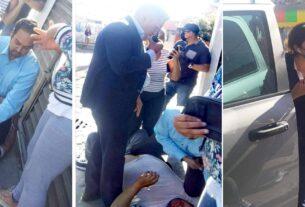 Elementos de AIC detienen a comerciante y llega muerto al hospital de Celaya 3