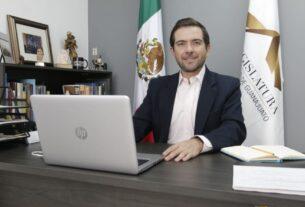 ☑️Presenta diputado Víctor Zanella iniciativa para la prevención de adicciones 2