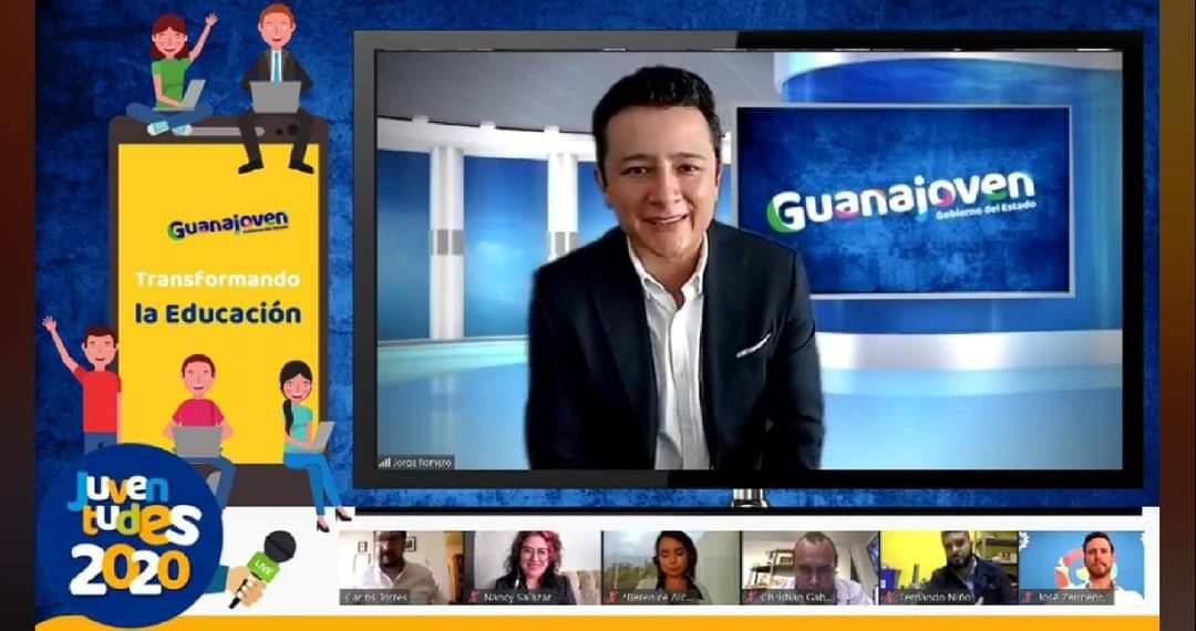 Jorge Romero cierra un ciclo de fructíferos resultados en GUANAJOVEN 1
