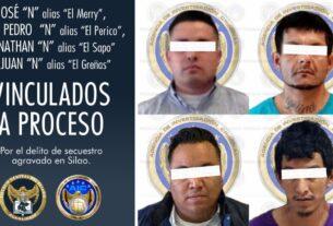 Desarticulan en Silao una célula criminal dedicada al secuestro 3