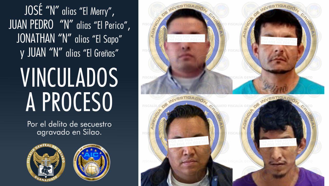 Desarticulan en Silao una célula criminal dedicada al secuestro 1