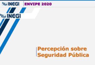 Mejora percepción de seguridad en Guanajuato 4.6%: encuesta del Inegi 2