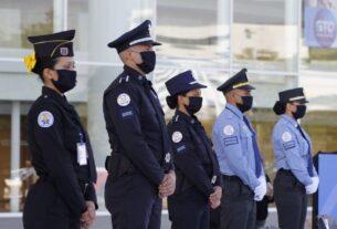 Cumplen 30 municipios con la homologación de sueldos a sus policías municipales. 4