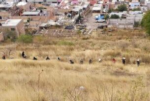 Localizan en Acámbaro 14 fosas clandestinas y 35 bolsas con restos humanos 2
