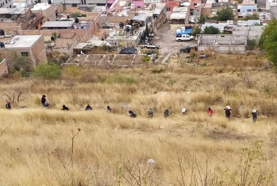 Localizan en Acámbaro 14 fosas clandestinas y 35 bolsas con restos humanos 1