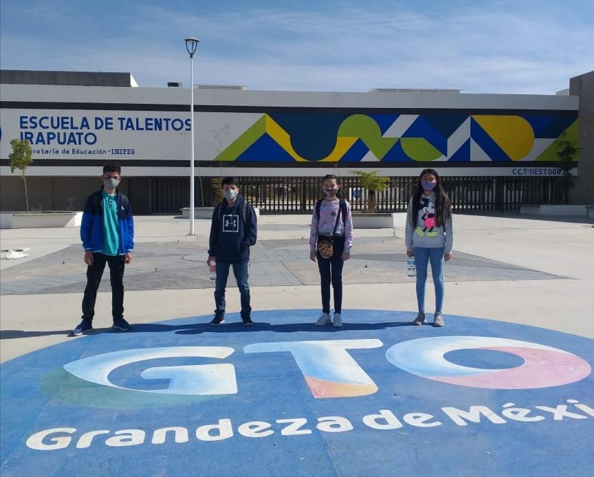 Estudiantes de Irapuato logran primeros lugares en Torneo Internacional de Robótica. 5