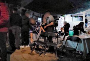 En Guanajuato, suspenden eventos con más de 400 asistentes. 4