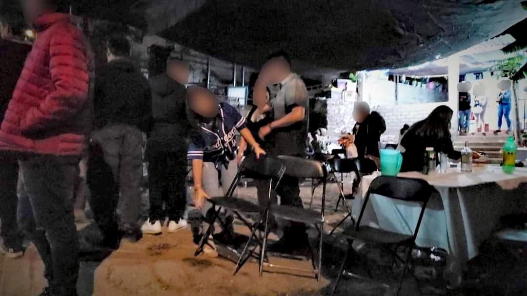 En Guanajuato, suspenden eventos con más de 400 asistentes. 1