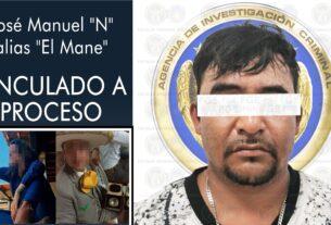 """Detienen a homicida de Karen, joven queretana y de Lorenzo """"N"""", localizados en un vehículo calcinado en Valle de Santiago. 2"""