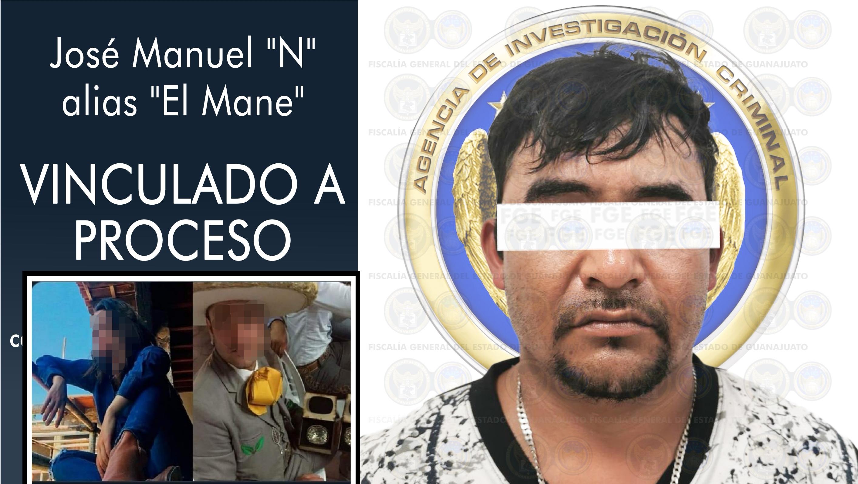 """Detienen a homicida de Karen, joven queretana y de Lorenzo """"N"""", localizados en un vehículo calcinado en Valle de Santiago. 1"""