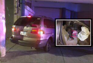Un muerto y un lesionado tras chocar camioneta contra la fachada de un Gym 3