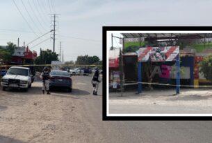 Cinco muertos, cuatro en una Barber Shop, en dos ataques armados en Celaya. 3