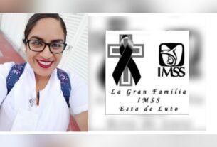 Fallece joven enfermera del IMSS Irapuato tras contagiarse de Covid 3