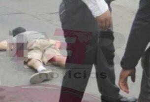 Muere hombre tras ser agredido con arma blanca 2