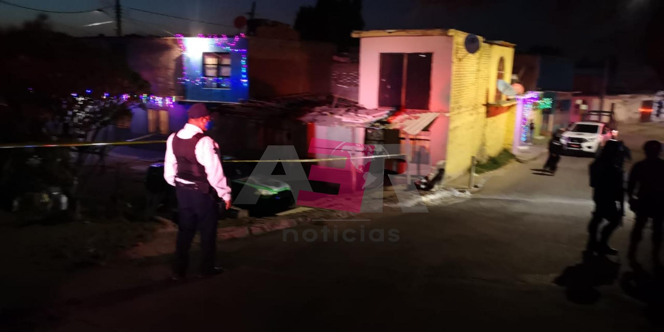 Grave pareja baleada entre la col. San Isidro y Josefa Ortiz de Domínguez 1