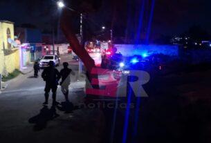 Muere mujer baleada ayer en la Col. Josefa Ortiz de Domínguez 2
