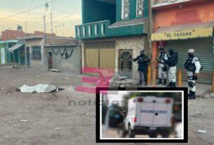 Matan a siete personas, tres en Salamanca y cuatro en Valle de Santiago. 3