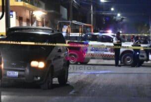 Ataque armado deja dos hombres muertos entre las colonias Lázaro Cárdenas y San Isidro. 2