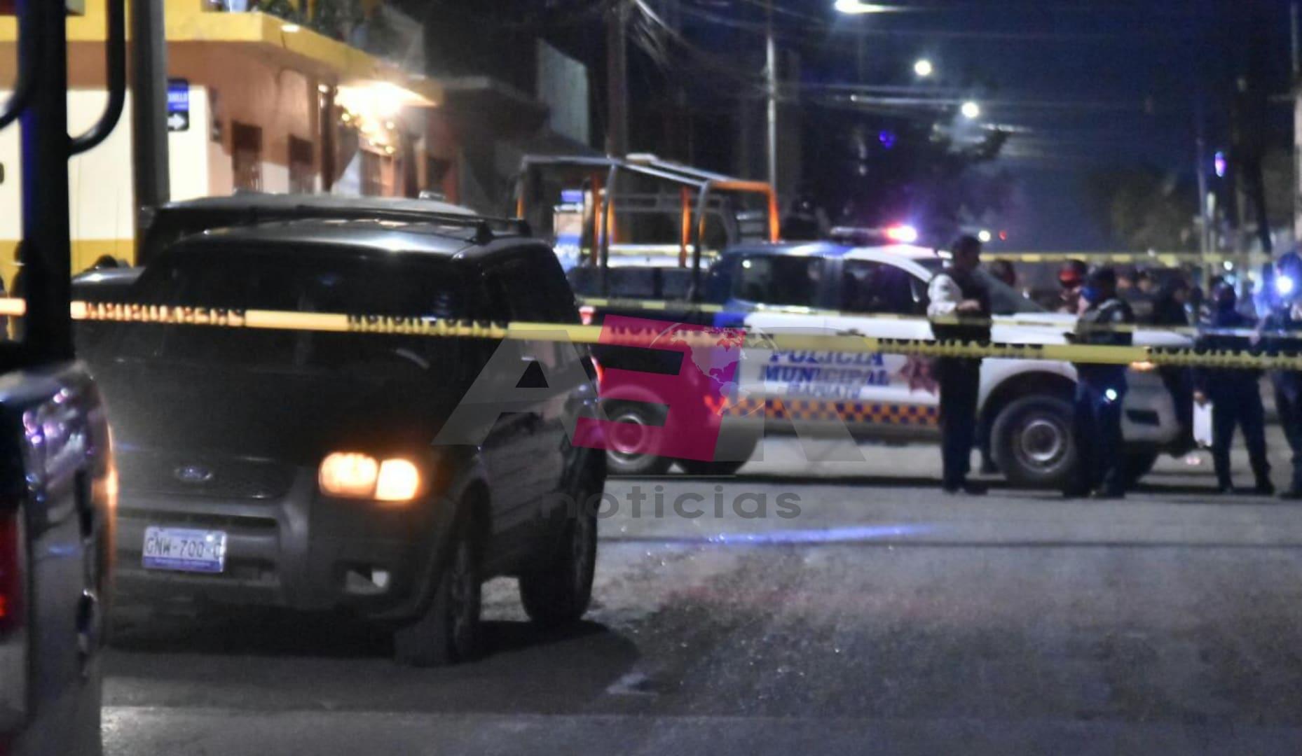 Ataque armado deja dos hombres muertos entre las colonias Lázaro Cárdenas y San Isidro. 1