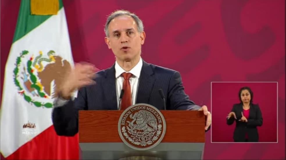 Anuncian calendario de vacunación en México contra Covid-19 1