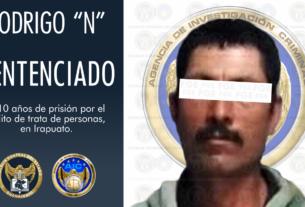 Sentencia de 10 años de prisión a hombre por el delito de explotación sexual 2