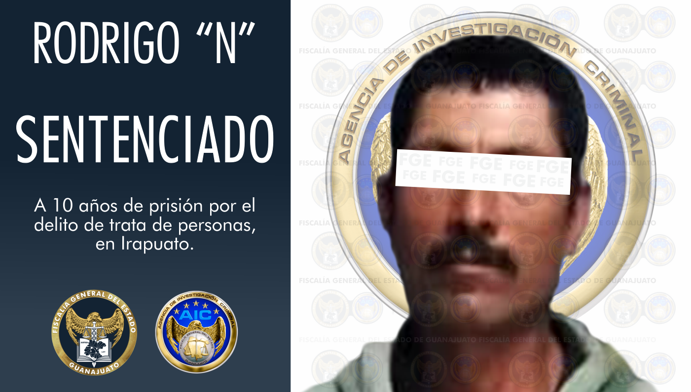 Sentencia de 10 años de prisión a hombre por el delito de explotación sexual 1