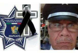Fallece el comandante de la SSCI, Miguel Robles, fiel al uniforme azul. 2